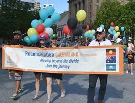 Defying Boundaries 2017 - Reconciliation Walk