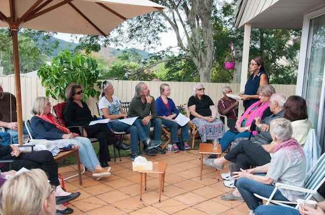 Defying Boundaries Yarning Circle, Reconciliation Queensland, 13 May 2017