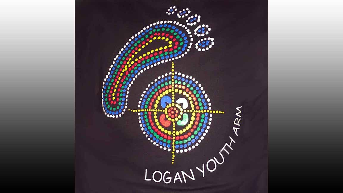 Logan Youth Arm logo