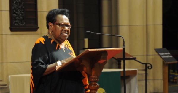 Aunty McRose Elu